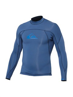 KTW0All Time LS Rashguard by Quiksilver - FRT1