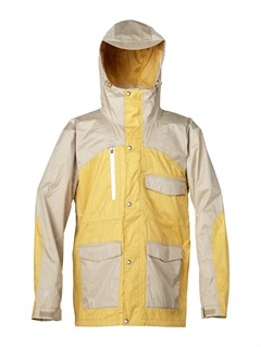TKJ0Lone Pine 20K Insulated Jacket by Quiksilver - FRT1