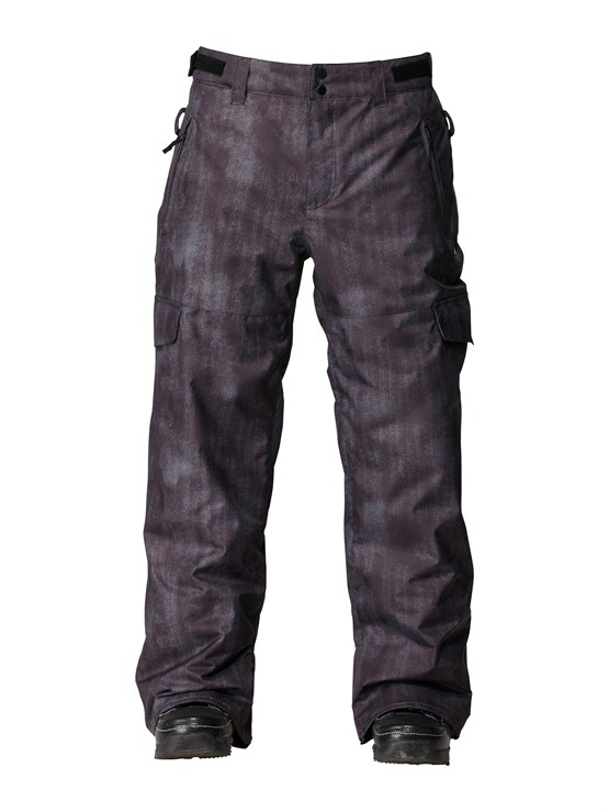 KVJ6Dark And Stormy  5K Shell Pants by Quiksilver - FRT1