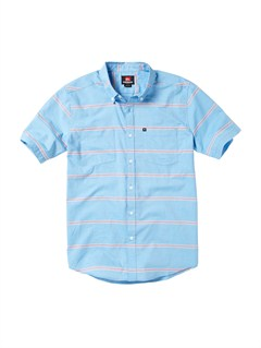 MEDTube Prison Short Sleeve Shirt by Quiksilver - FRT1