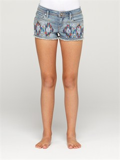 BQMWGirls 7- 4 Lisy Patch Short by Roxy - FRT1