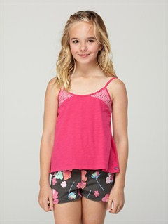 ROBGirls 7- 4 Calla Lily Top by Roxy - FRT1