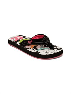 BK3Girls 7- 4 Low Tide Sandals by Roxy - FRT1