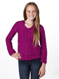 MPF0Girls 7- 4 A Chance Storm Sweater by Roxy - FRT1