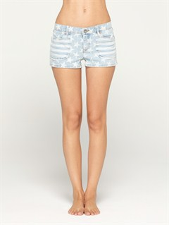 BQMWSmeaton Denim Print Shorts by Roxy - FRT1