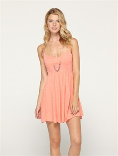 MFE0Sunny Shores Dress by Roxy - FRT1