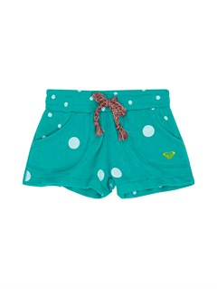 GNQ6Girls 2-6 Lisy Embellished Shorts by Roxy - FRT1