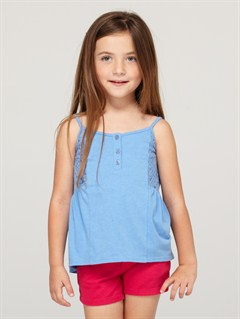 BJC0GIRLS 2-6 HOW LOVELY TOP  by Roxy - FRT1