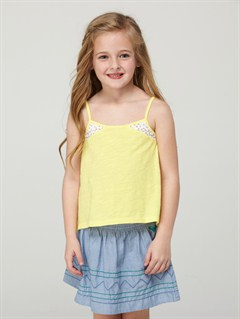 SFLGirls 2-6 Calm Shore Top by Roxy - FRT1