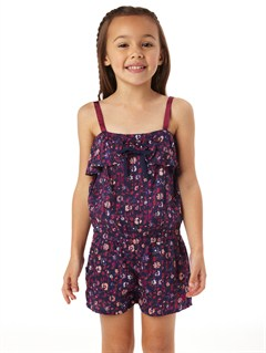 PSS6Girls 2-6 Scout Romper by Roxy - FRT1