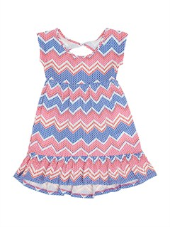 MGE0Girls 2-6 Night Song Dress by Roxy - FRT1