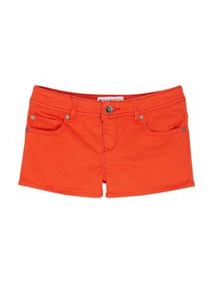 NNZ0Girls 7- 4 Free State Shorts by Roxy - FRT1