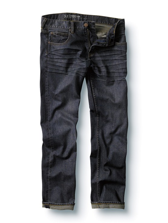 UIWDistortion Jeans  32  Inseam by Quiksilver - FRT1
