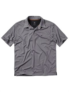 GRYSand Trap Polo Shirt by Quiksilver - FRT1