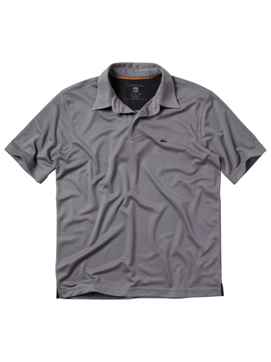 GRYMen s Aganoa Bay Short Sleeve Shirt by Quiksilver - FRT1