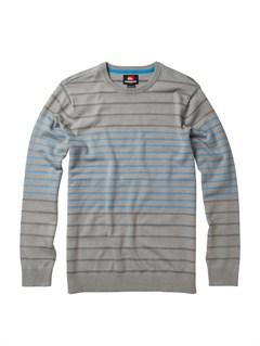 SKT3Boys 8- 6 Holey Foley Sweater by Quiksilver - FRT1