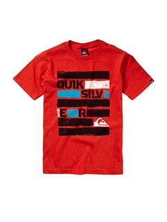 RQF0Boys 8- 6 Mountain And Wave Shirt by Quiksilver - FRT1