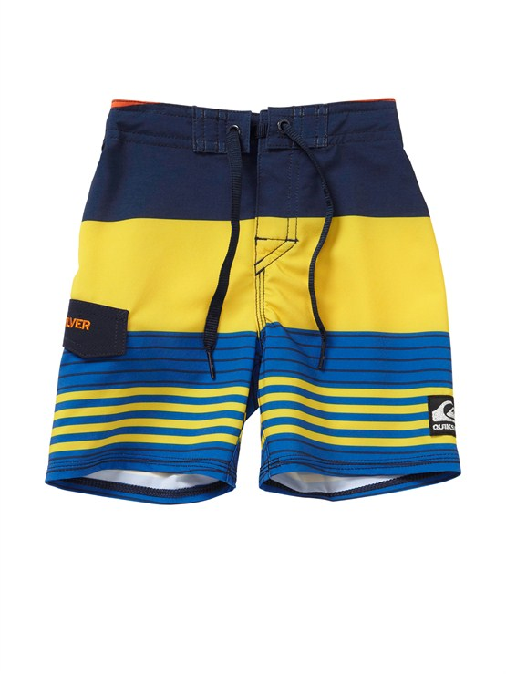 BQR3Baby Talkabout Volley Shorts by Quiksilver - FRT1