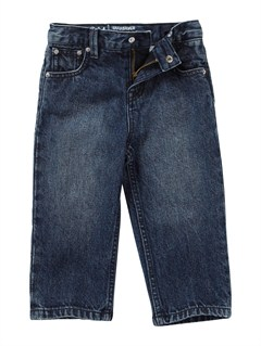 BFF0Baby Distortion Jeans by Quiksilver - FRT1