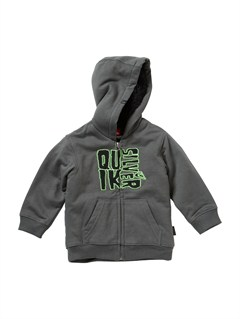 KRP0Baby Solana Checks Hooded Sweater by Quiksilver - FRT1