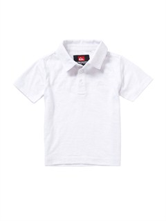 WBB0Baby Boston Says Polo Shirt by Quiksilver - FRT1