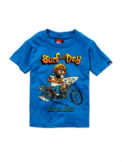 BLVBaby Big Foot T-Shirt by Quiksilver - FRT1