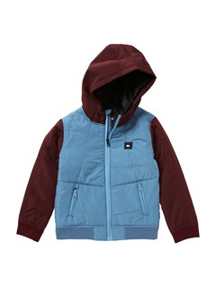BLF0Boys 2-7 House Horse Jacket by Quiksilver - FRT1