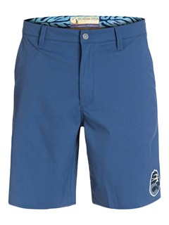 BSN0Men s Outrigger Hybrid Shorts by Quiksilver - FRT1