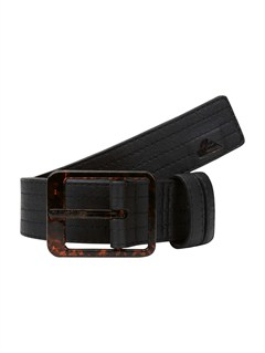 BLK  th Street Belt by Quiksilver - FRT1
