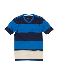 BLVSea Port Short Sleeve Polo Shirt by Quiksilver - FRT1