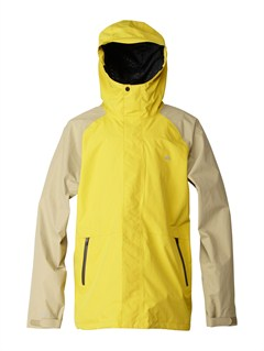 YKN0Travis Rice Polar Pillow  5K Jacket by Quiksilver - FRT1