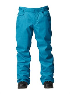 BRJ0Dark And Stormy  5K Pants by Quiksilver - FRT1