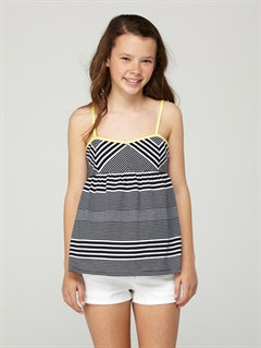 WSLGirls 7- 4 Calla Lily Top by Roxy - FRT1