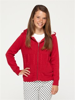 RQM0American Pie Girl Jacket-Printed by Roxy - FRT1