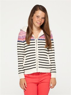 WBS6Girls 7- 4 Hesitation Hoodie by Roxy - FRT1