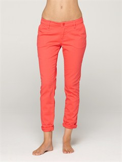MLR0Ultra Slides Chino Pants by Roxy - FRT1