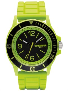 LIMAdmiral Leather Watch by Quiksilver - FRT1