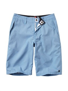 CLBBOYS 8- 6 A LITTLE TUDE BOARDSHORTS by Quiksilver - FRT1