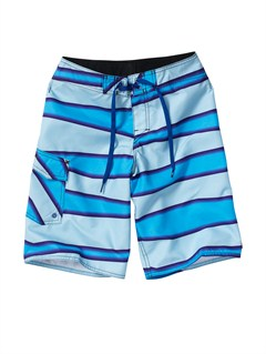 SBUBoys 8- 6 Kelly Boardshorts by Quiksilver - FRT1