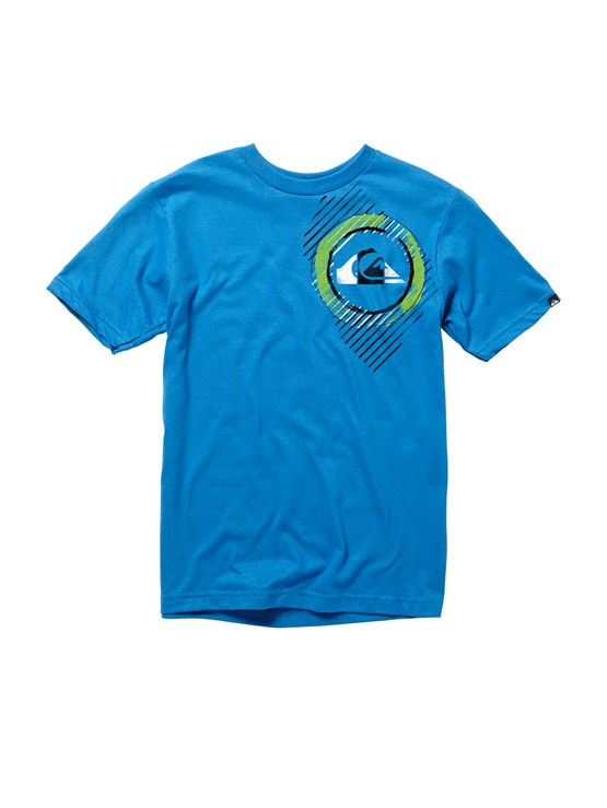 BQC0Boys 2-7 Crash Course T-Shirt by Quiksilver - FRT1
