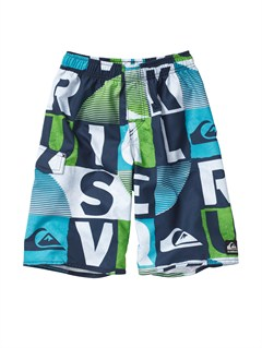 BTK6Boys 2-7 Clean And Mean Boardshorts by Quiksilver - FRT1