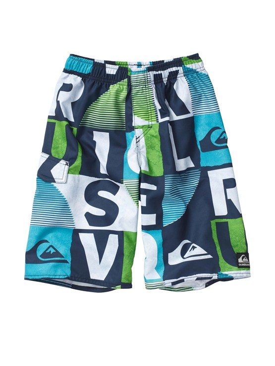 BTK6Boys 2-7 Talkabout Volley Shorts by Quiksilver - FRT1