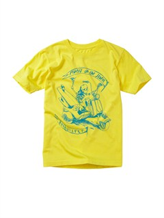 YGP0Boys 2-7 Monkey Jazz T-Shirt by Quiksilver - FRT1