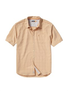NLZ0Men s Anahola Bay Short Sleeve Shirt by Quiksilver - FRT1