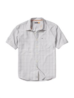 SJQ0Men s Clear Days Short Sleeve Shirt by Quiksilver - FRT1