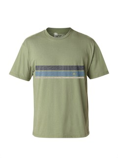 GNT0Original Stripe Slim Fit T-Shirt by Quiksilver - FRT1