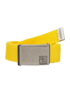 YJE0  th Street Belt by Quiksilver - FRT1