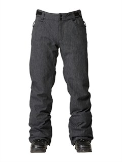 BLKDark And Stormy  5K Shell Pants by Quiksilver - FRT1