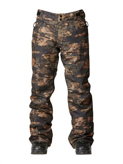 GZA2Dark And Stormy  5K Pants by Quiksilver - FRT1
