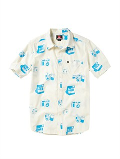 CLDTube Prison Short Sleeve Shirt by Quiksilver - FRT1